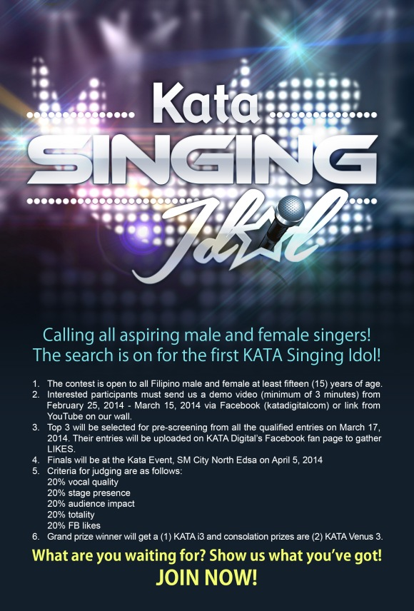 Kata Singing Idol-Mechanics