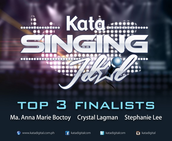 Kata Singing Idol-Top3_Finalist_Names